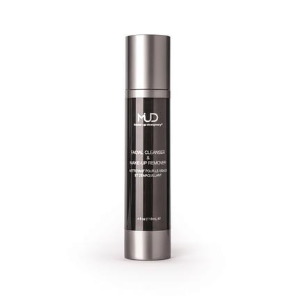 Facial Cleanser packaging design
