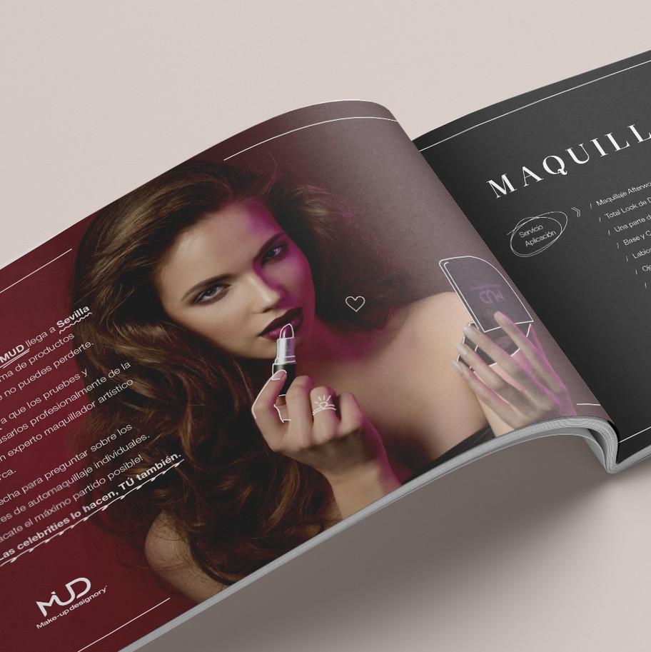 MUD Studio brochure - spanish