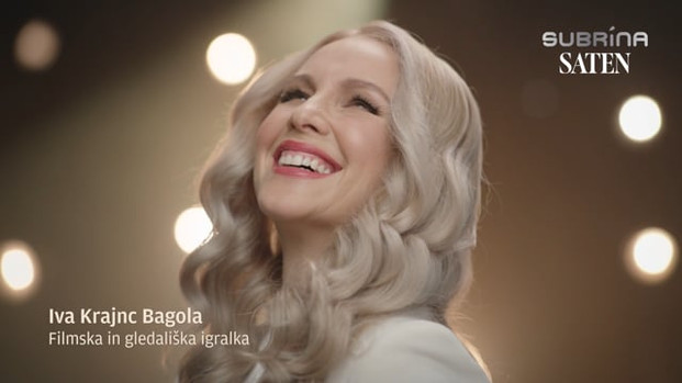 TV Ad for Subrina Saten Hair Colour