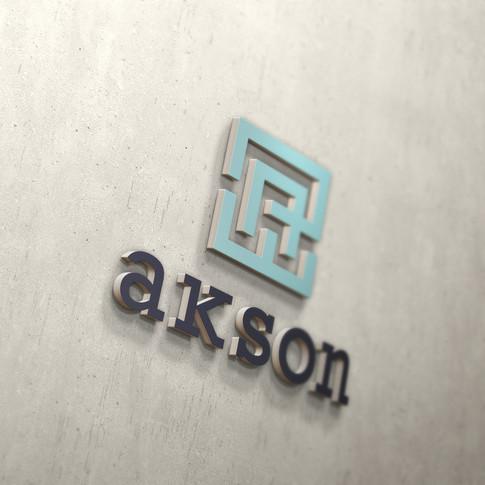 Logo for Akson IT Company
