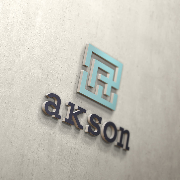 Logo for Akson IT Company