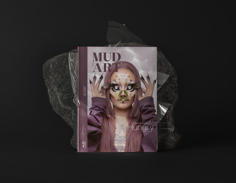 MUD Art Magazine N°11