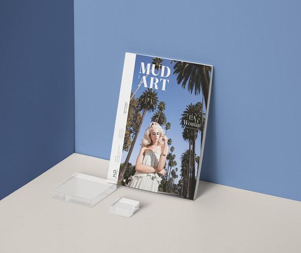 MUD Art Magazine N°9