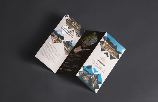 Hotel Majerca Z-Fold Brochure