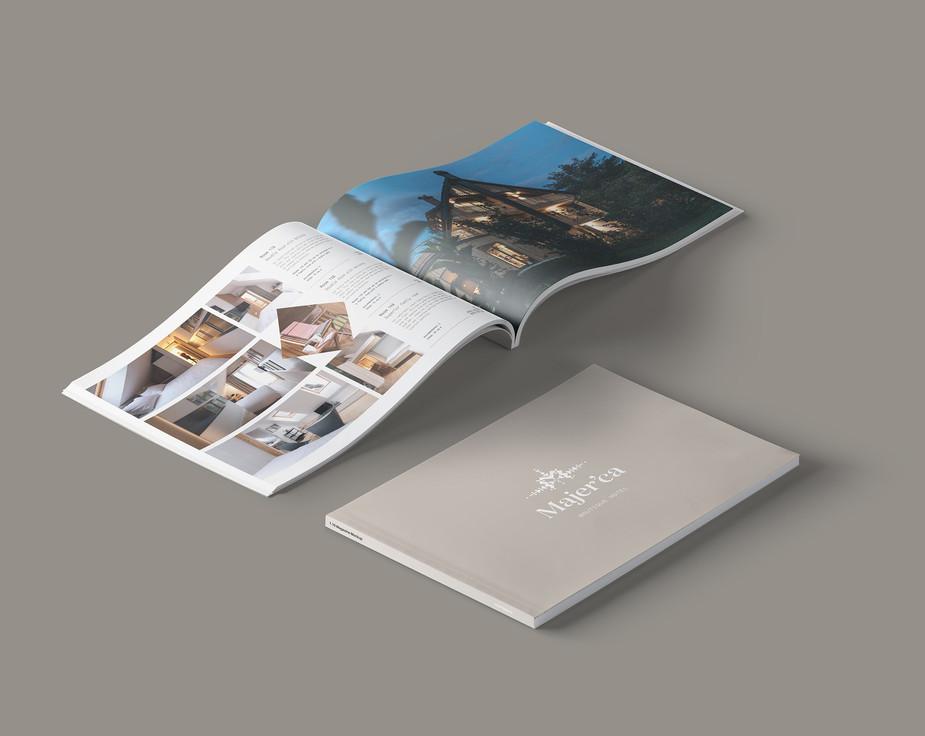 Boutique Hotel Majerca Brochure