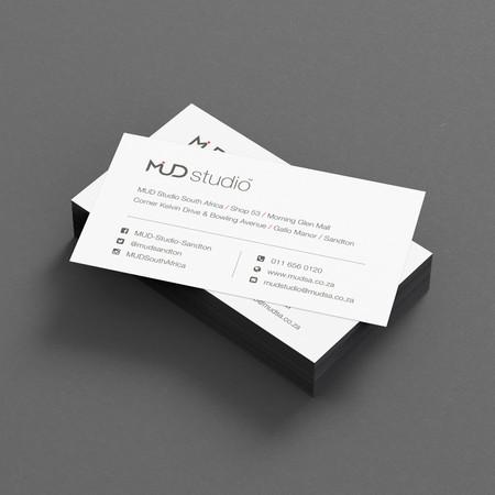 MUD Studio Business Card SA.