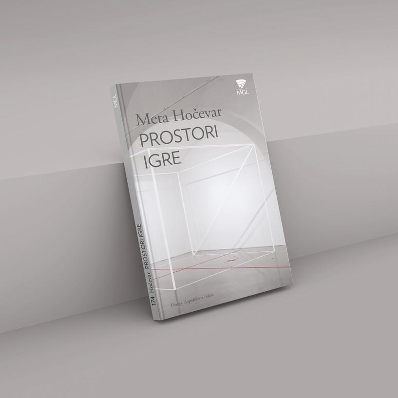Book Design M.H. Prostori Igre