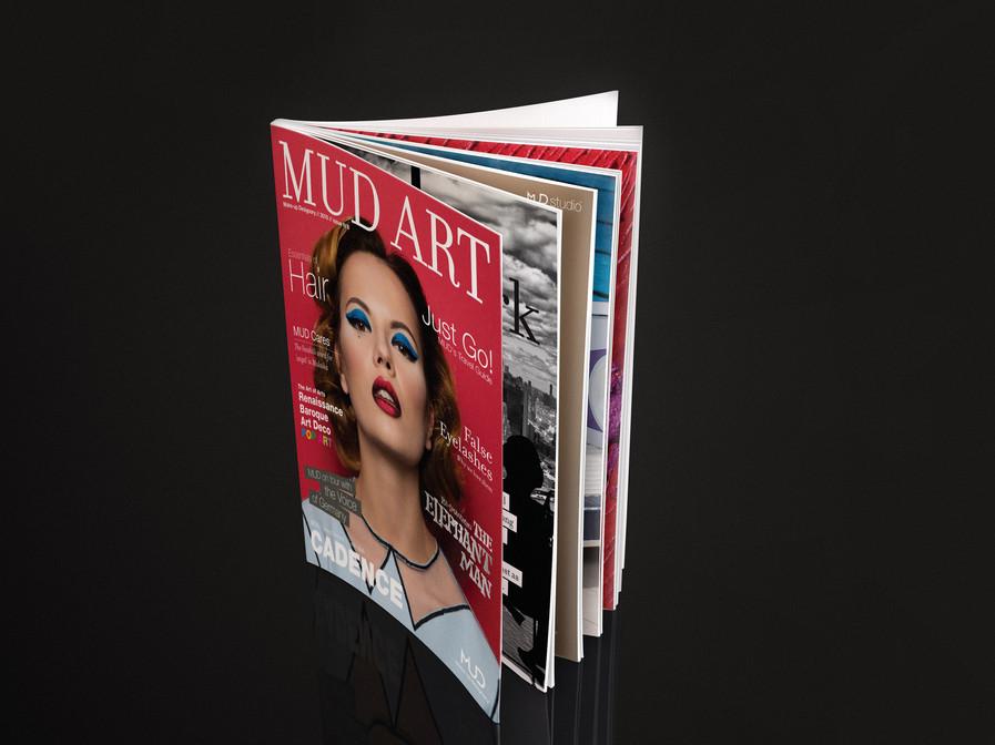 MUD Art Magazine N°8