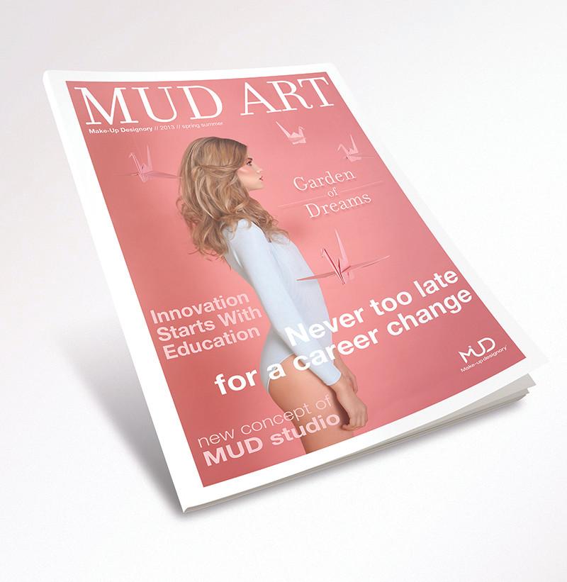 MUD Art Magazine N°5