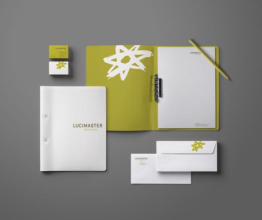 Lucimaster Stationery Branding