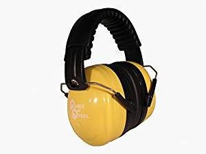 Yellow Earmuffs for ASD students