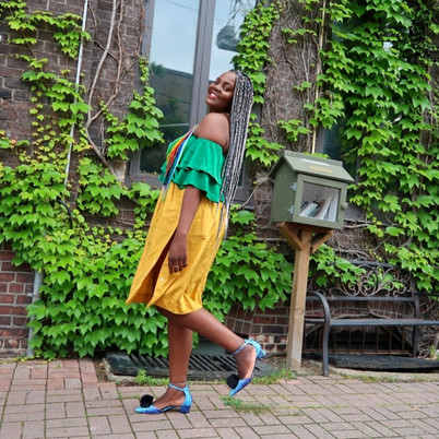 Entrepreneurship Award - Chanda Chilanga
