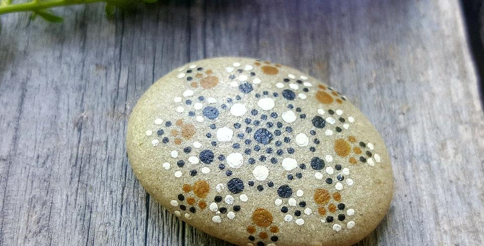 *SOLD* Pocket Meditation Stone
