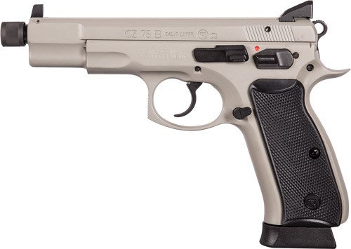CZ 75-B OMEGA 9MM Urban Grey