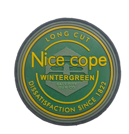 Nice Cope Patch