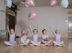RAD Ballet Lessons From Age