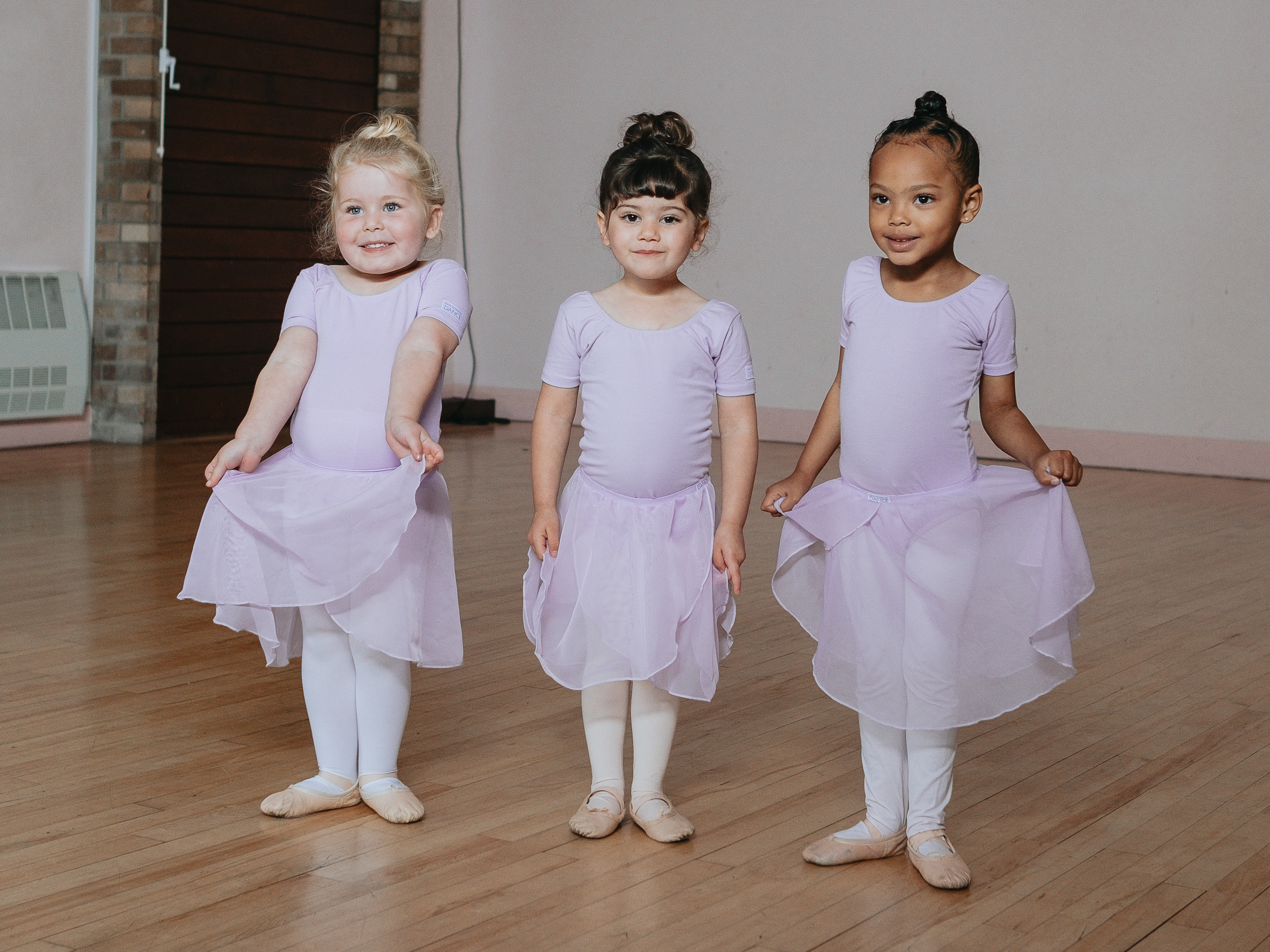 Baby Steps Ballet From Age 18 Months - Mum's, Dad's and Carers
