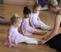 Bristol Ballet School Baby Steps Ballet From Age 18 Months - Mum's, Dad's and Carers