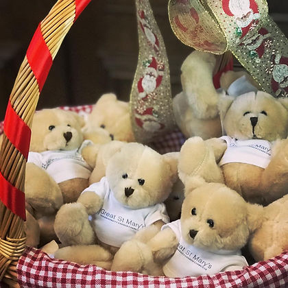 Teddies from the Gift Shop