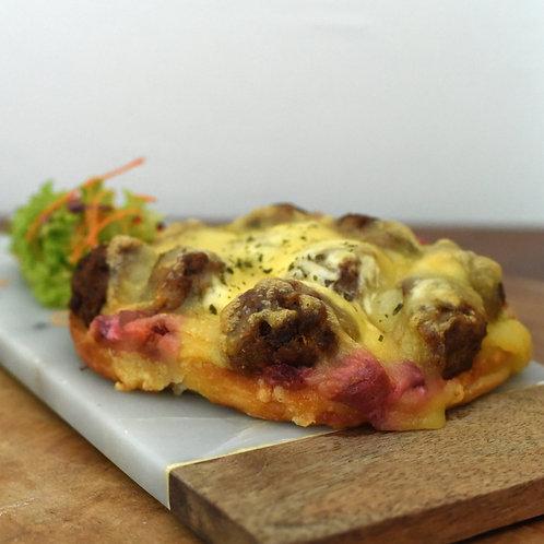 Meatball Melt (Warm)
