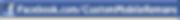 custom mobile remaps facebook link