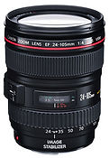 Canon 24-105 lens,Canon rental, camera hire, camera rental, nz, auckland, new zealand