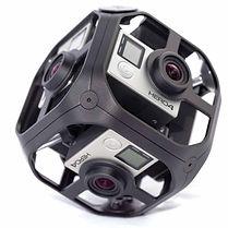 Go Pro 360 Camera Rigs