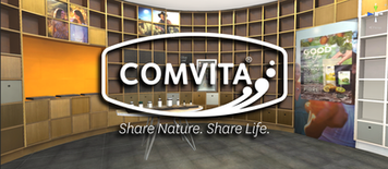 Comvita Graphic Design Tool