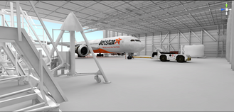 Aviation Training Simulator