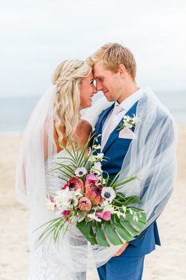 Delaware Bride and Groom