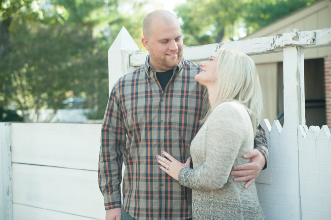 Ashley and Kyle's Engagement Session