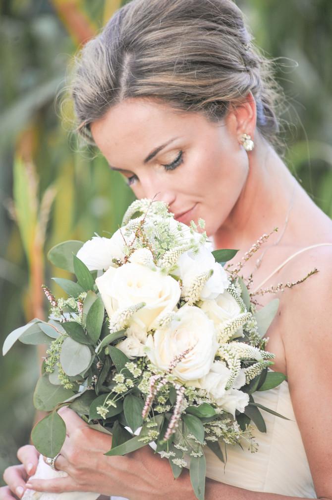 A Beautiful August Wedding