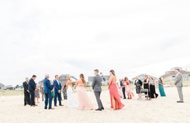 DE Beach Weddings