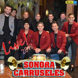 Sonora Carruseles Live 2018
