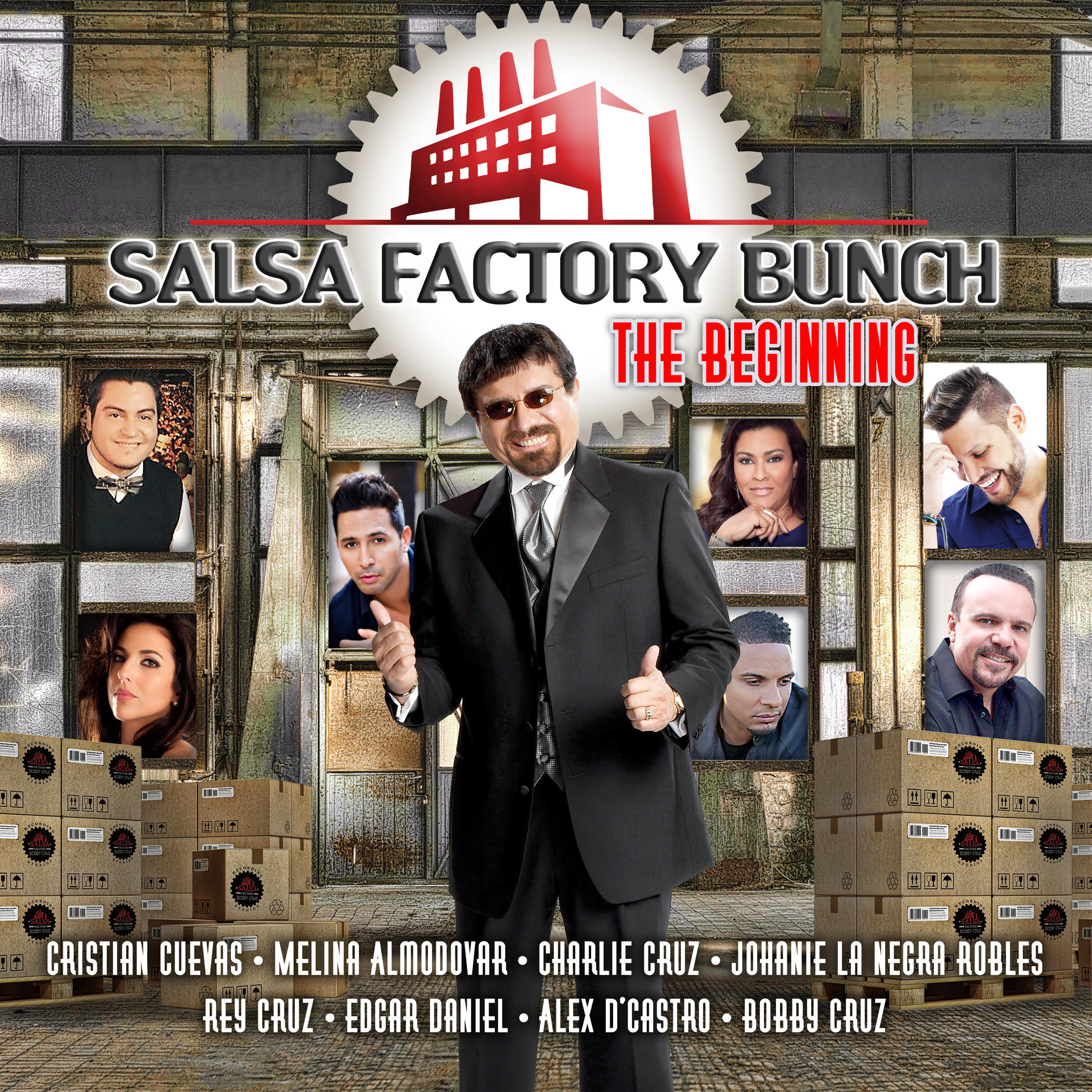 Salsa Factory Bunch: The Beginning