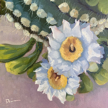 Desert Blooms Series #4