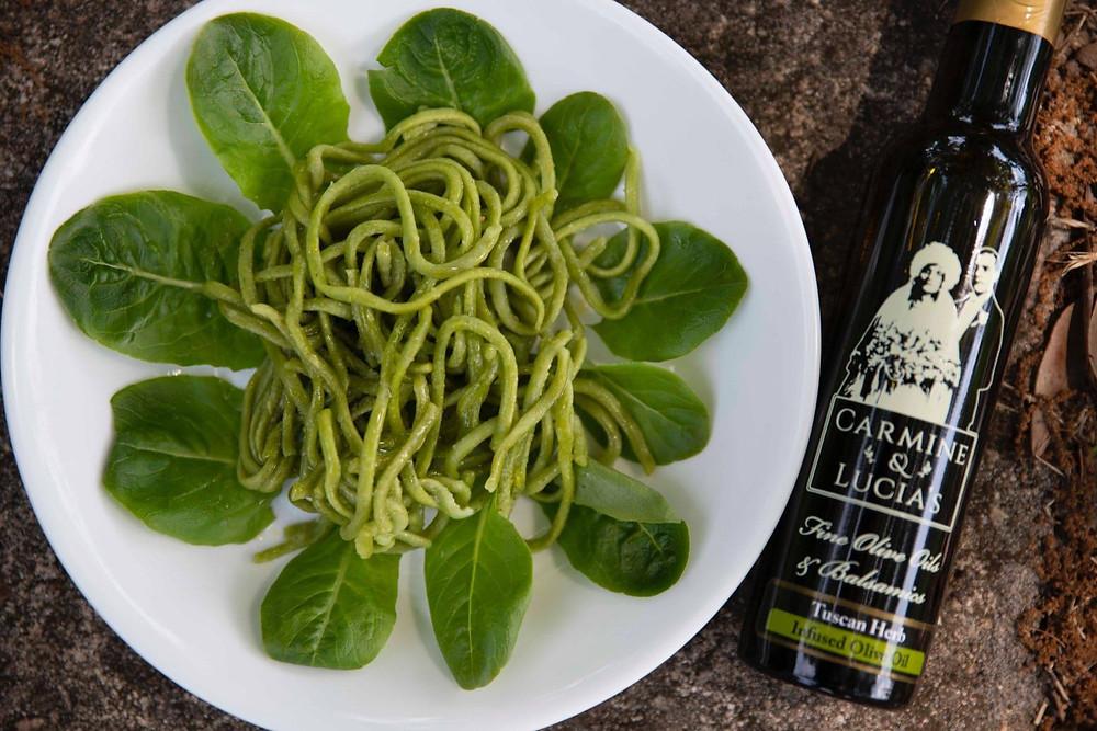 Vero Beach fresh vegan pasta