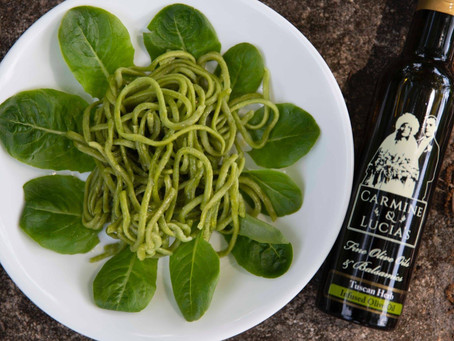 Recipe - Carmine and Lucia's Tuscan Herb infused oil