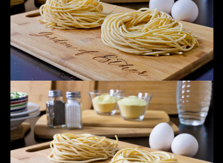 Which pasta with which sauce?
