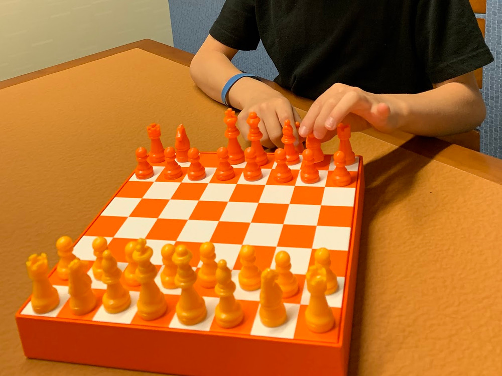 Chess at Mind Lab 21