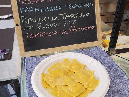 Food lessons from Italy
