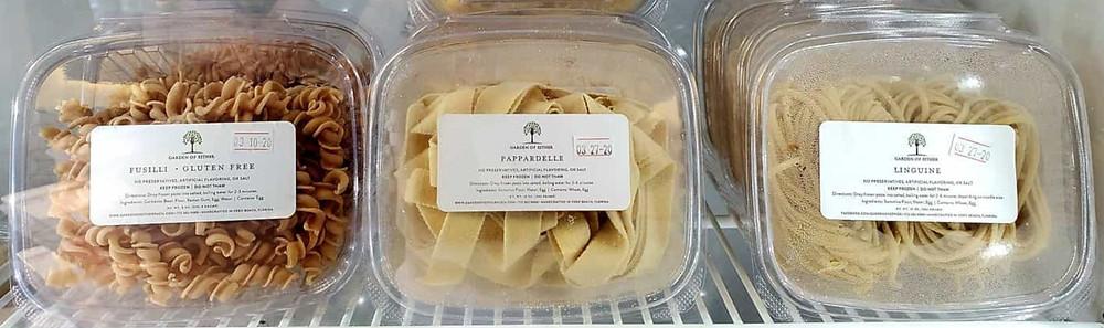 Vero Beach fresh pasta
