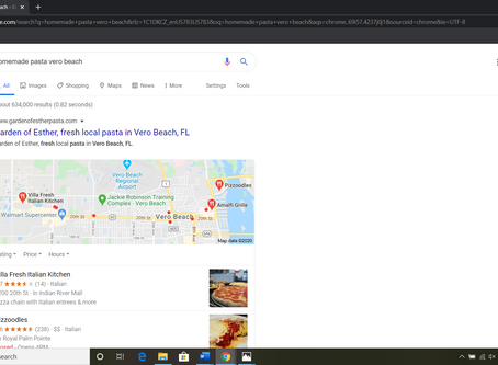 #1 in Google Search Results!!