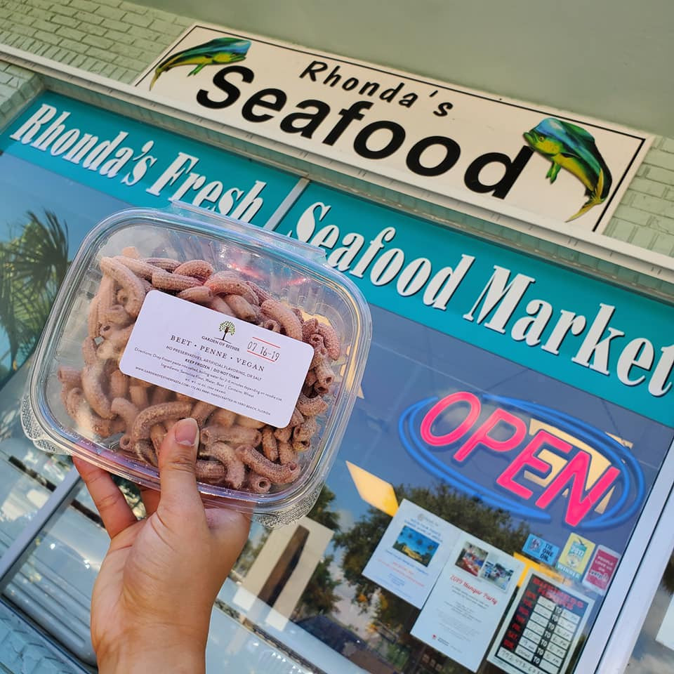 Vero Beach local fresh pasta