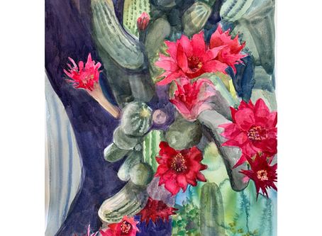 Blooms in Chaos