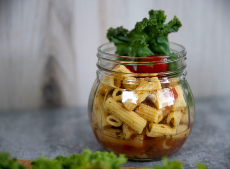 Recipe - Salsa Fresca - lunch in a jar