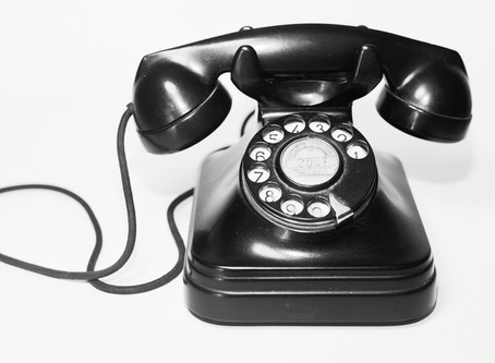 My two cents on . . . phone numbers