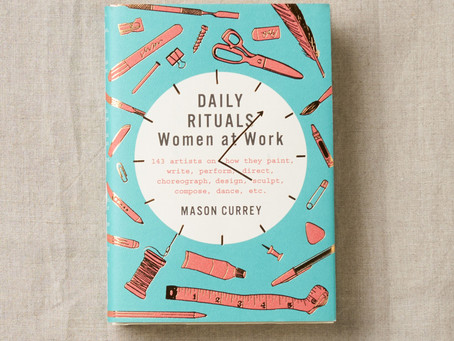Book Review - Daily Rituals: Women at Work