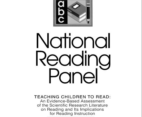 The Science of Learning to Read