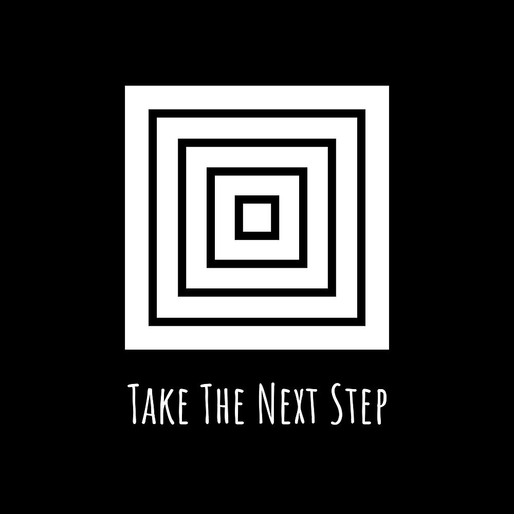 Take the Next Step website design for women entrepreneurs